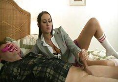 Hot babe Rita B hidden massage porn