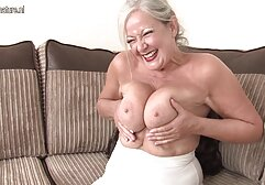 Beautiful people standing in front of big boobs massage the lens, posing and why start sucking big cock of a man