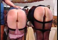 Beautiful Playboy ebony massage porn lace