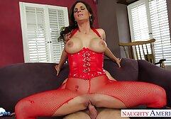 Elina stockings alura jenson massage