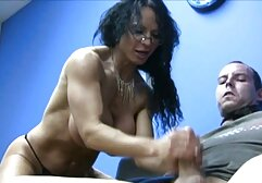 A man carrying a mistress sexy to the lodge and Fuck In the bridal massage sex porn bed.